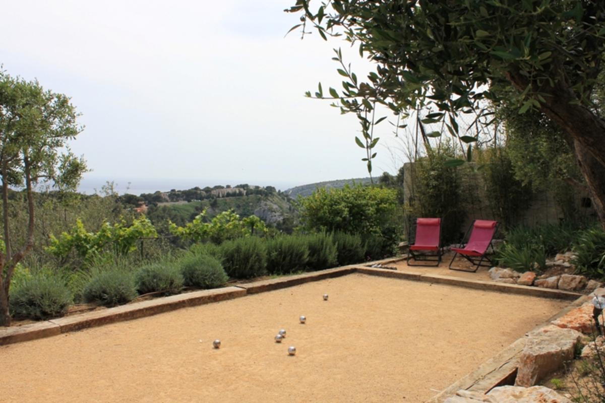 Terrain de p tanque - Maison jardin toulouse aixen provence ...