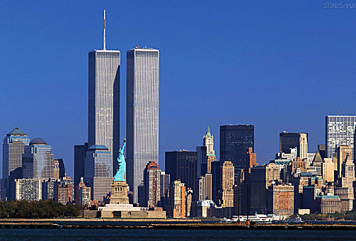 Tours du world trade center