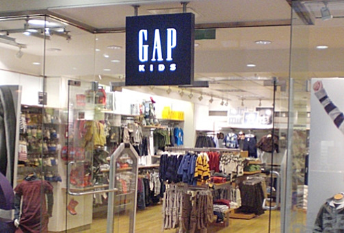 Magasin gap